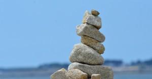 stenen met eiland 1